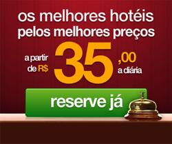 Promoção em Hotéis